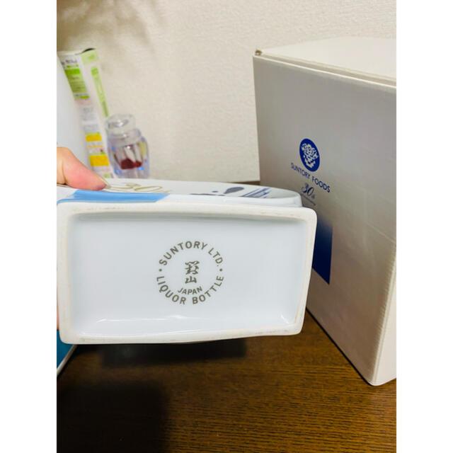 サントリー(サントリー)の響17年一本 未開栓 箱付き 状態が綺麗です。創業30周年記念 食品/飲料/酒の酒(ウイスキー)の商品写真