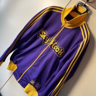 アディダス(adidas)のadidas Lakers ジャージ(ジャージ)
