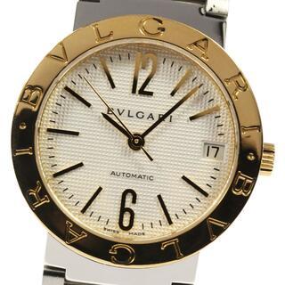 ブルガリ(BVLGARI)の☆美品  ブルガリ ブルガリブルガリ  BB33SG 自動巻き メンズ 【中古】(腕時計(アナログ))
