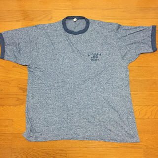 STUSSY - STUSSY リンガー Tシャツ