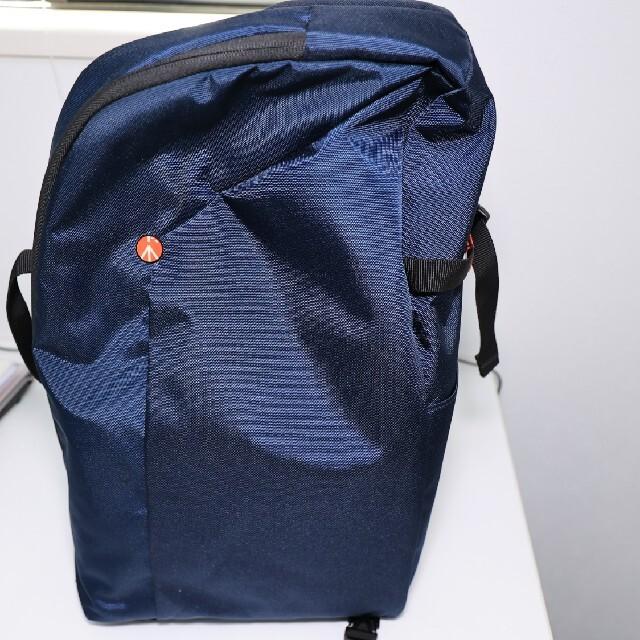 Manfrotto(マンフロット)のマンフロット MB NX-S-IBU-2(ブルー) NEXT スリングバッグ I スマホ/家電/カメラのカメラ(ケース/バッグ)の商品写真