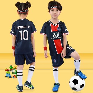 子供120ー130 ネイマール PSG 50周年 サッカー ユニフォーム 新品