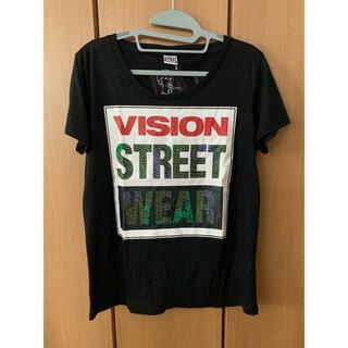 ヴィジョン ストリート ウェア(VISION STREET WEAR)のVISIONSTREET WEAR×HALF MAN(Tシャツ(半袖/袖なし))