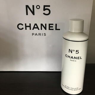 CHANEL - シャネル ザスパークリングボディジェル ファクトリー5