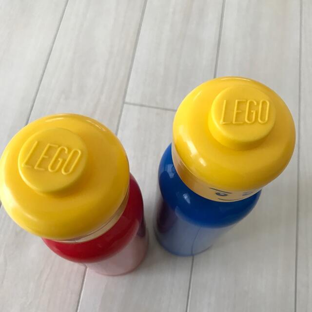Lego(レゴ)のレゴ 水筒 プラスチックボトル 2本セット キッズ/ベビー/マタニティの授乳/お食事用品(水筒)の商品写真