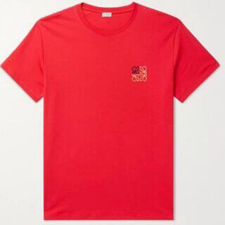 LOEWE - 新品21ssロエベアナグラムTシャツ
