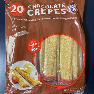 コストコ - 常温保存 チョコレートクレープ20本
