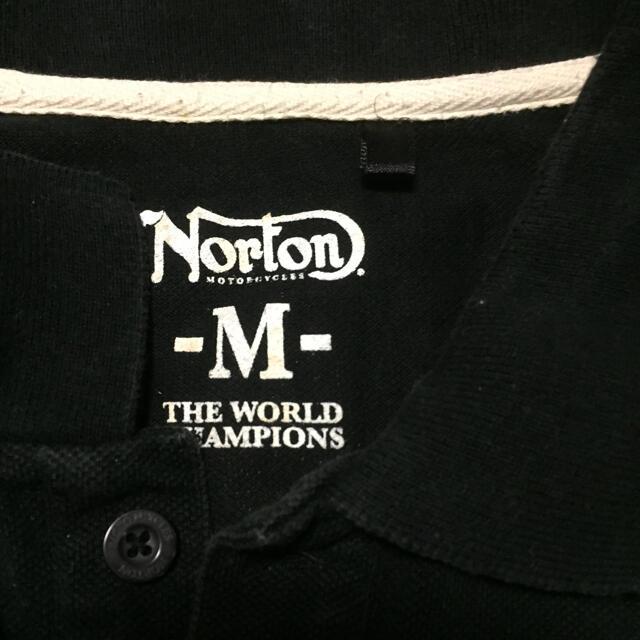 Norton(ノートン)の送料無料Nortonノートンポロシャツ メンズのトップス(ポロシャツ)の商品写真