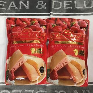 ホットケーキミックス あまおういちご使用 福岡県産 小麦粉使用 2個セット(野菜)