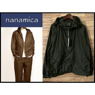ナナミカ(nanamica)の新品 ナナミカ SUAS050 パッカブル クルーザー ジャケット M ①(ナイロンジャケット)