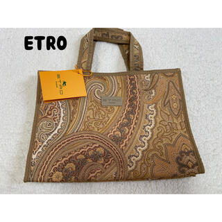 ETRO - エトロ ETRO トートバッグ ミニトートバッグ ミニバッグ
