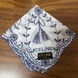 celine - 【未使用】CELINE ハンカチ