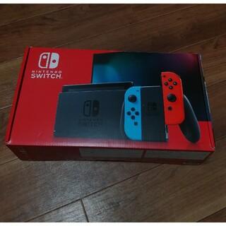 Nintendo Switch - 美品 新型スイッチ ニンテンドー