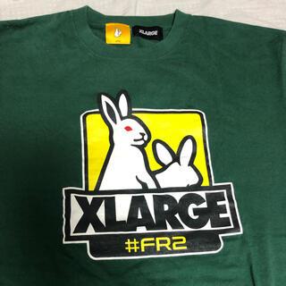 エクストララージ(XLARGE)のFR2 doko 限定 xlarge コラボ Tシャツ(Tシャツ/カットソー(半袖/袖なし))