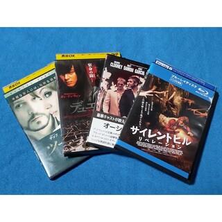 ユニバーサルエンターテインメント(UNIVERSAL ENTERTAINMENT)の【レンタル落ち】DVD/Blu-ray 4点(外国映画)