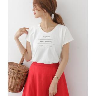 ドアーズ(DOORS / URBAN RESEARCH)のアーバンリサーチドアーズ Tシャツ 白(Tシャツ/カットソー(半袖/袖なし))