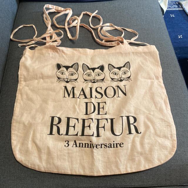 Maison de Reefur(メゾンドリーファー)のMAISON DE REEFUR バック 猫 レディースのバッグ(ショップ袋)の商品写真