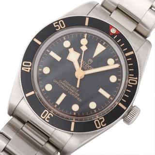 チュードル(Tudor)のチュードル TUDOR ブラックベイ 腕時計 【中古】(腕時計(アナログ))