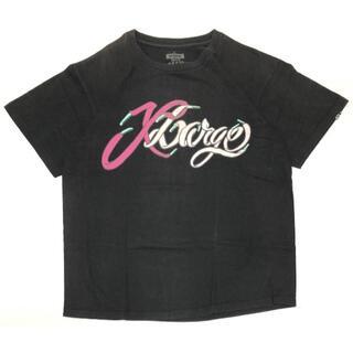 エクストララージ(XLARGE)のXLARGE エクストララージ シューレースロゴ Tシャツ L US製(Tシャツ/カットソー(半袖/袖なし))