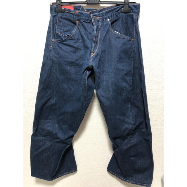 Levi's(リーバイス)のリーバイスレッド GIANT ジャイアント W28 L29 サルエルデニムパンツ メンズのパンツ(デニム/ジーンズ)の商品写真
