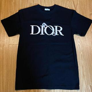 ディオール(Dior)のDIOR 黒 AND JUDY BLAME Tシャツ ディオール ジュディ(Tシャツ/カットソー(半袖/袖なし))