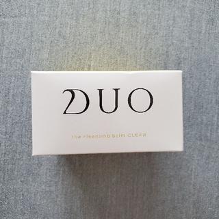 新品未使用:DUO(デュオ) ザ クレンジングバーム クリア(90g)