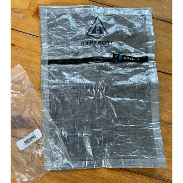 mont bell(モンベル)のハイパーライトマウンテンギア ピロースタッフサック 新品 Sサイズ  UL スポーツ/アウトドアのアウトドア(登山用品)の商品写真