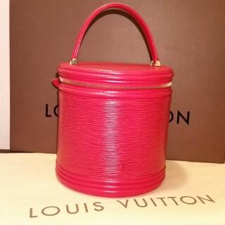 LOUIS VUITTON - ほぼ未使用 綺麗、バニティ、ハンドバッグ