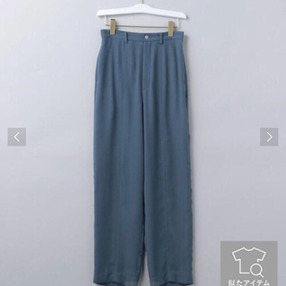 UNITED ARROWS - 美品 6(ROKU)>SUKE GEORGETTE PANTS/パンツ