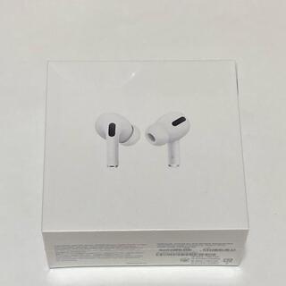 Apple - 【新品未開封】AirPods Pro エアーポッズプロ MWP22J/A