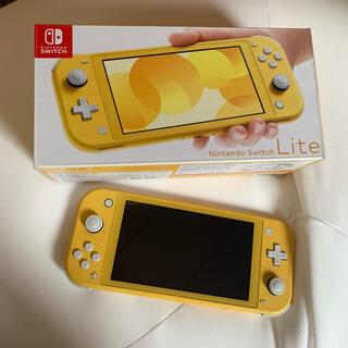 Nintendo Switch - Nintendo Switch light (保留中)