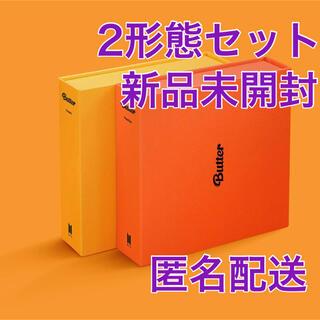 防弾少年団(BTS) - BTS Butter CD 「Cream」「Peaches」2形態セット 未開封