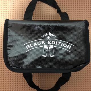 Coleman - コールマン 保冷バッグ サッポロ生ビール 黒ラベル ブラックエディション 非売品