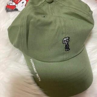 PEANUTS - 新品未使用  ピーナッツ shoopen 帽子 キャップ ペパミ
