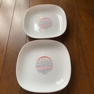 ヤマザキセイパン(山崎製パン)のヤマザキ 春のパン祭り 各皿 2枚(食器)