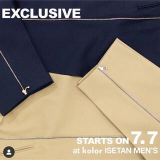 kolor - kolor Men's Trousers