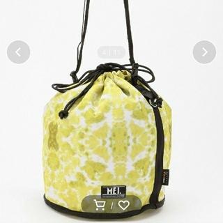 FREAK'S STORE - 新品、未使用タグ付きMEI巾着バッグ ショルダーバッグ