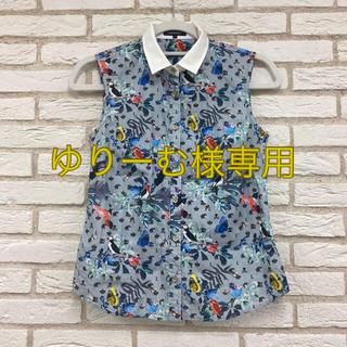 ラブレス(LOVELESS)の新品未使用!ラブレス ノースリーブシャツ(シャツ/ブラウス(半袖/袖なし))