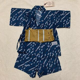 マーキーズ(MARKEY'S)の新品 Ocean&Ground 浴衣 甚平 100(甚平/浴衣)