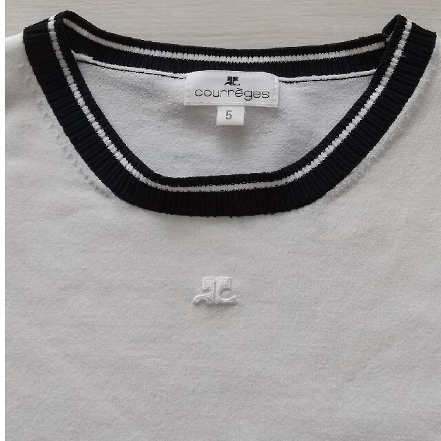 Courreges(クレージュ)のcourregesニット レディースのトップス(ニット/セーター)の商品写真