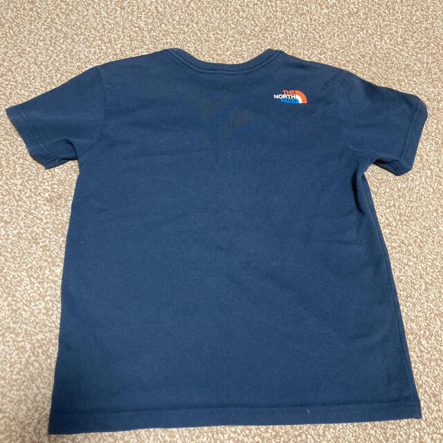 THE NORTH FACE(ザノースフェイス)のノースフェイス キッズ Tシャツ 140 キッズ/ベビー/マタニティのキッズ服男の子用(90cm~)(Tシャツ/カットソー)の商品写真