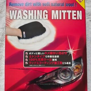 HOLTS 洗車用ムートンミトン 1個