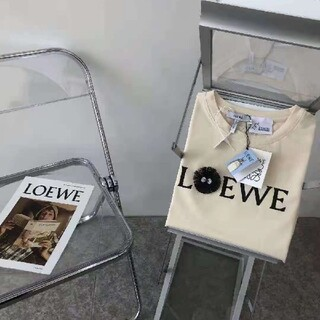 ★LOEWE ロエベ★レディース 可愛い半袖 XS-L自選