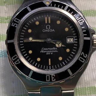 OMEGA - オメガ シーマスター プロ 200 メンズ 時計磨き済み
