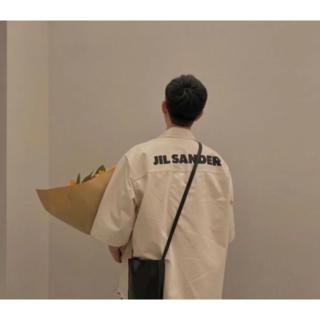 Jil Sander - 超美品JIL SANDER 半袖のtシャツ