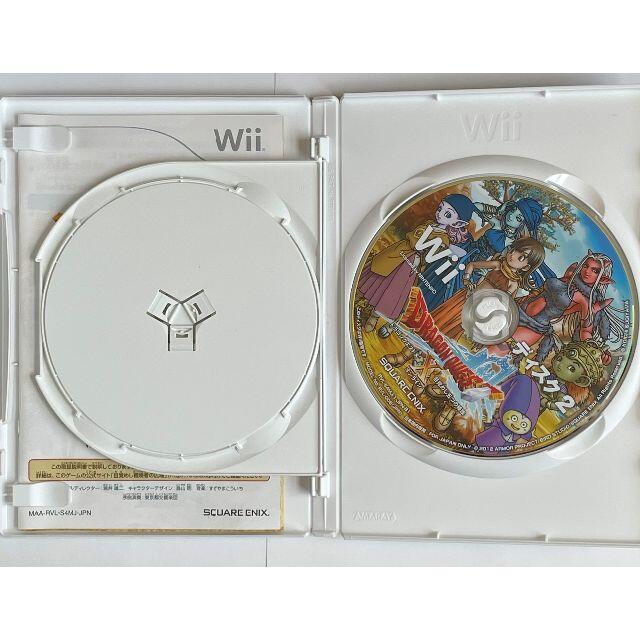 Wii(ウィー)のドラゴンクエストX 目覚めし五つの種族 オンライン エンタメ/ホビーのゲームソフト/ゲーム機本体(家庭用ゲームソフト)の商品写真