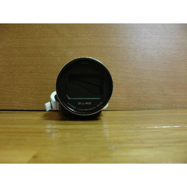 Panasonic(パナソニック)の展示品保証//デジタル4Kビデオカメラ Panasonic:HC-VX2M-W スマホ/家電/カメラのカメラ(ビデオカメラ)の商品写真