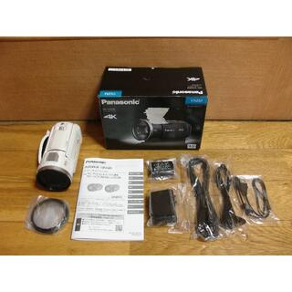 Panasonic - 展示品保証//デジタル4Kビデオカメラ Panasonic:HC-VX2M-W