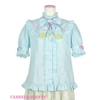 アンジェリックプリティー(Angelic Pretty)のAngelic Pretty Happy Star ブラウス(シャツ/ブラウス(半袖/袖なし))