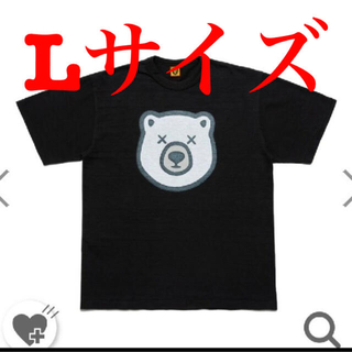 A BATHING APE - HUMAN MADE KAWS T-Shirt #5